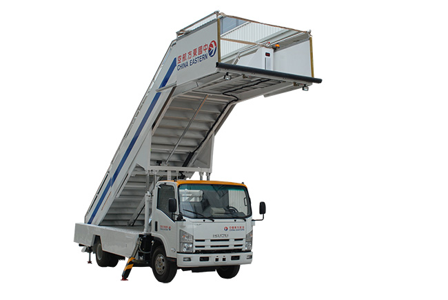 Automotive Passenger Stair TD58CKT